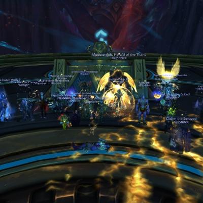 Azshara Heroic Kill
