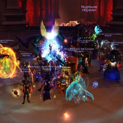 Hungering Destroyer Mythic Kill