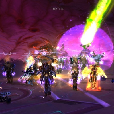 Hivemind Mythic Kill