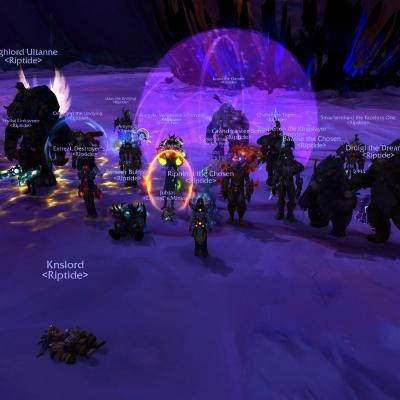 Carapace Mythic Kill