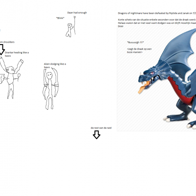 Dragons Mythic Kill