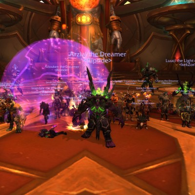 Odyn Mythic Kill