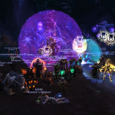 Orgozoa Mythic Kill