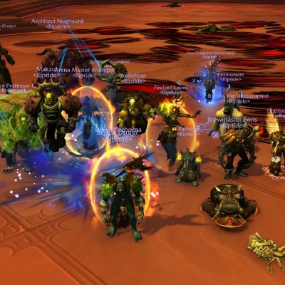 Council of Blood Mythic Kill