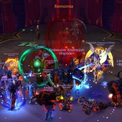 Sire Denathrius Mythic Kill