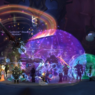 Queen's Court Mythic Kill