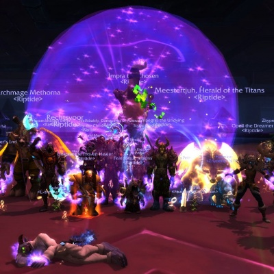 Maut Mythic Kill