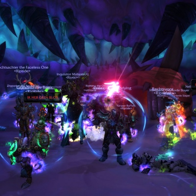 Drest'agath Mythic Kill
