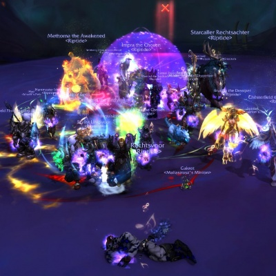 Shad'har Mythic Kill