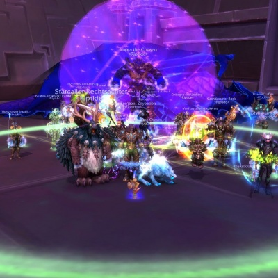 Vexiona Mythic Kill